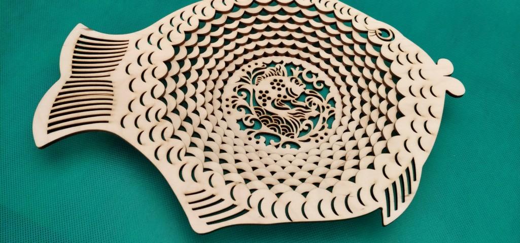 Необычные и роскошные сувениры из фанеры