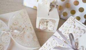 Вырубка бумаги и картона